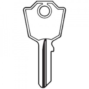 Cardale garage door key MER4
